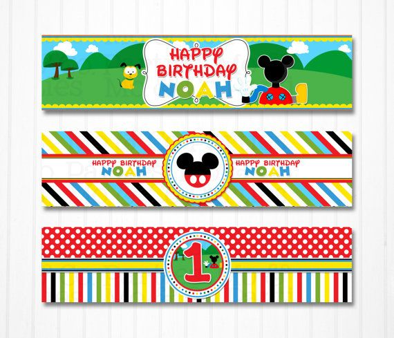 Ideal 161 best mickey mouse bday images on Pinterest | Birthday party  RX17