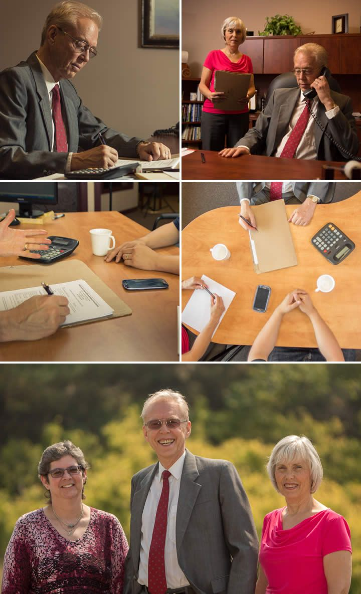Custom corporate photography - Sonic Interactive Solutions - Business photos for AAA Credit Counsellors and Debt Consultants