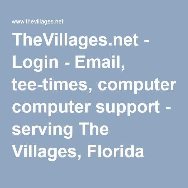 the villages net login