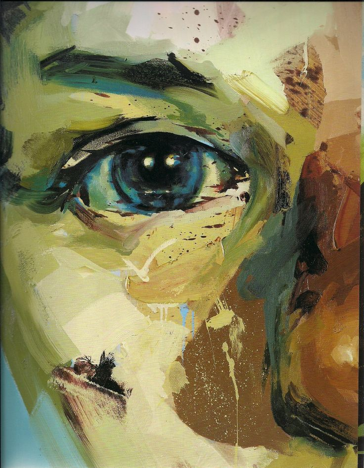 Jenny Saville- Colour