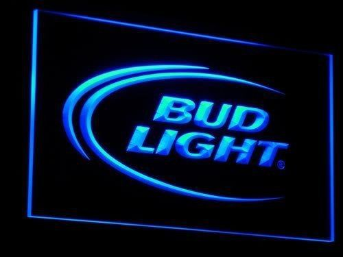 Bud Light Beer Bar LED Neon Sign Man Cave A003-B #ClassicDecor