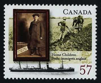 British Home Children in Canada - Britain's orphans shipped off to Canada as laborers 1833  - 1939