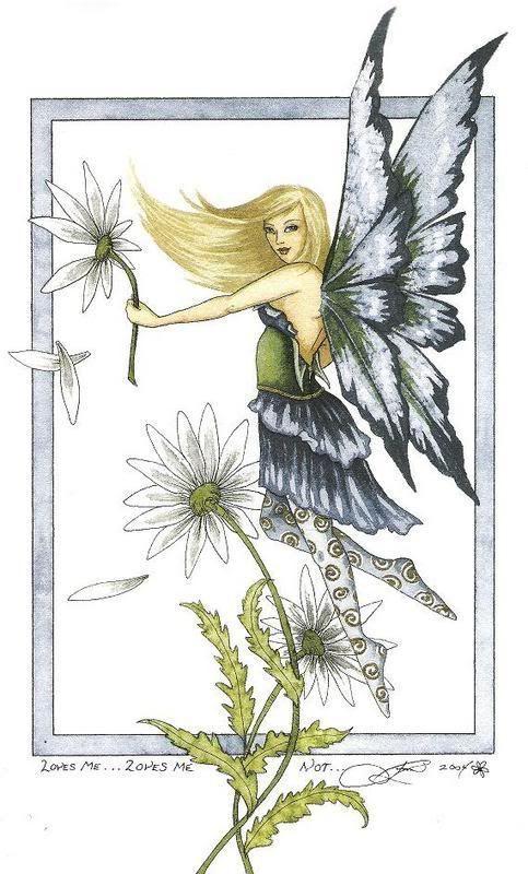 amy brown fairies | Amy Brown fairy | Alver | Pinterest