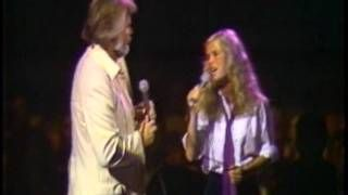 kenny rogers and kim carnes don't fall in love with a dreamer - YouTube