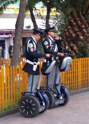 100 2993-Segway Police