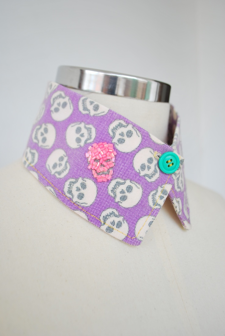 skull collar collar #spike #spikey #collar #pitikare #ekoseli #yaka #kurukafa