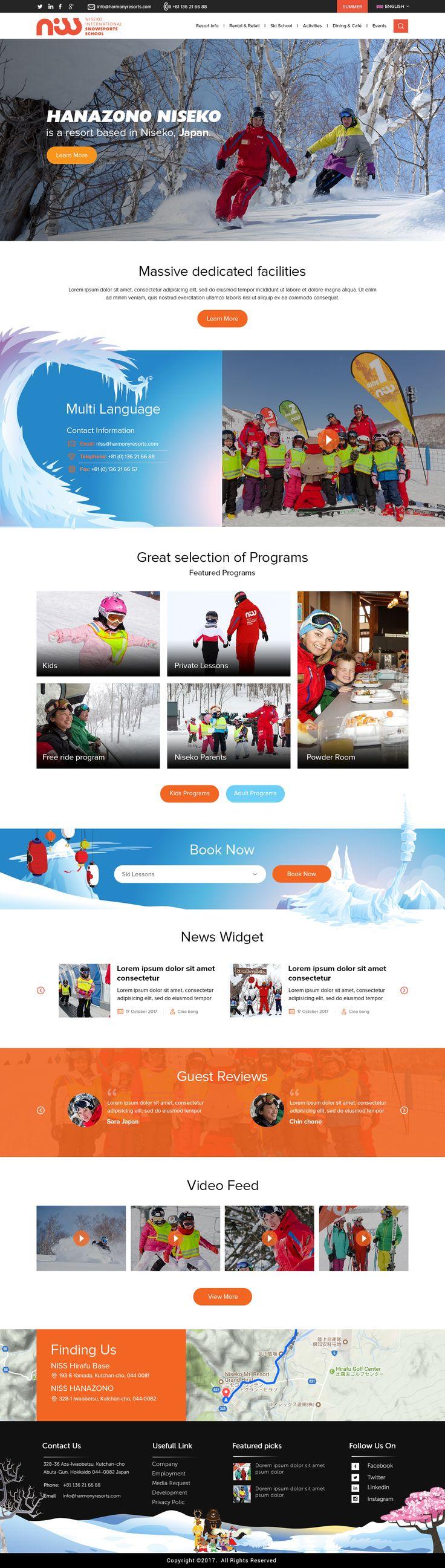 Hanazono-Ski-School
