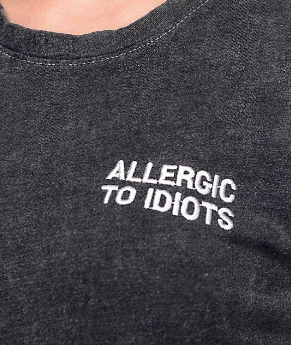 Allergic to Idiots | JV by Jac Vanek