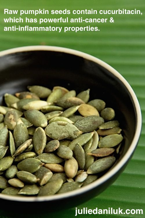 Pumpkin Seeds Pack A Powerful Punch