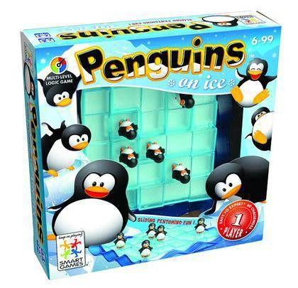 Joc Pinguinii pe gheata 84 lei
