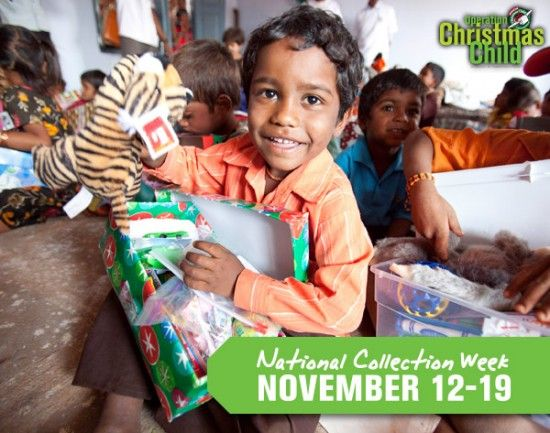 Operation Christmas Child Mission Trip