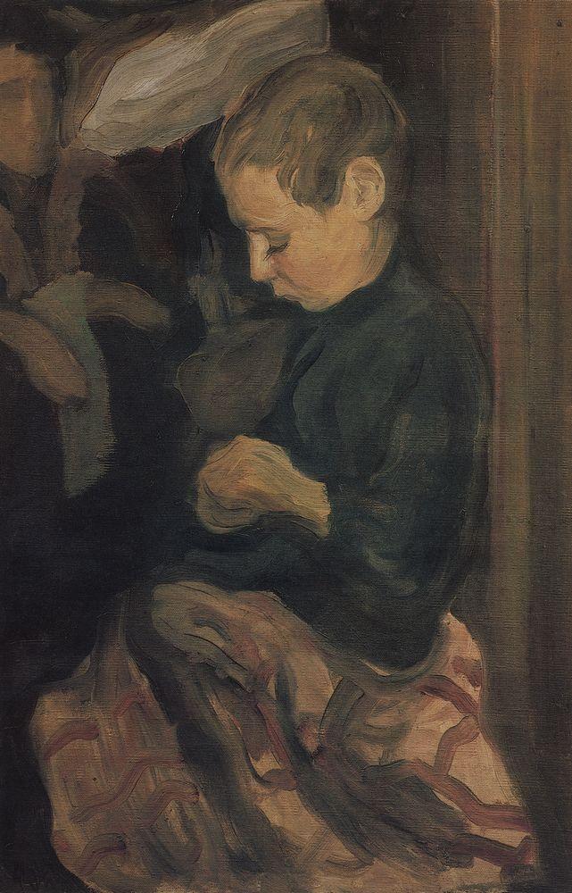 Boy - Kuzma Petrov-Vodkin