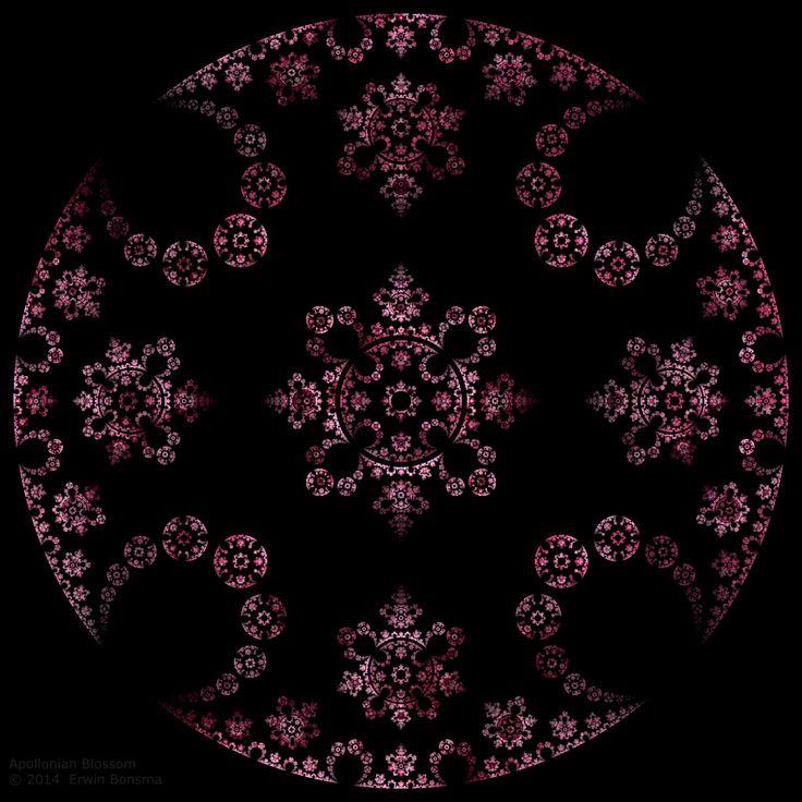 Apollonian Blossom by eriban.deviantart.com on @deviantART