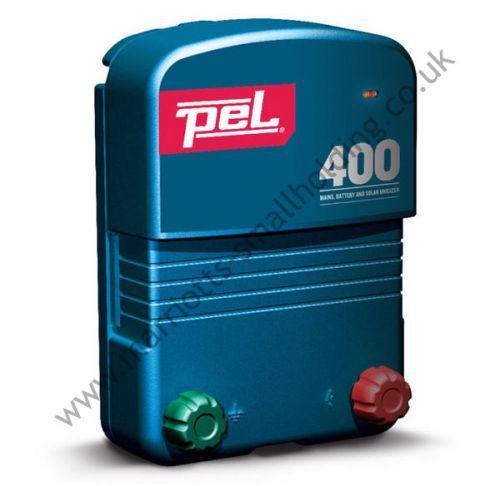 PEL 400 Unigizer Electric Fence Energiser - £109.99 ex. VAT #PEL, #Unigiser, #ElectricFencing