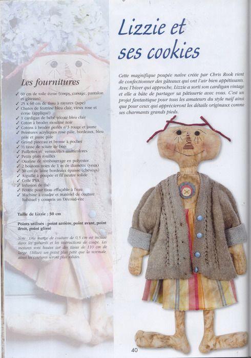 Мобильный LiveInternet Животные и персонажи из ткани (книга на фр. языке) | Мила_Наркава - Дневник Мила_Наркава |