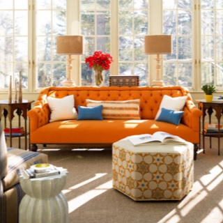 Living Room Ideas Orange Sofa 7 best canapé orange images on pinterest | home, living room