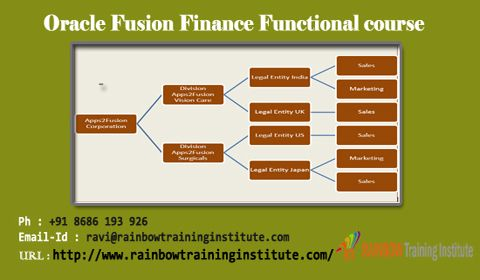 Rainbow Training Institute is a leading training institute offering job oriented class room and online trainings with experience faculty with online support on Oracle  Fusion Finance Functional course , Oracle  Fusion HCM Course, Oracle  Fusion DBA Course in Hyderabad, Pune, Chennai, Mumbai