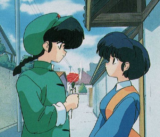 Ranma and Akane (Ranma 1/2) loved this show in high school; all time fav!