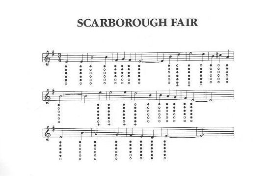 Scarborough Fair | C.S. MacCath