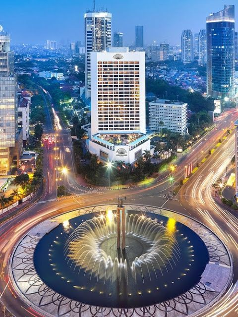 Heart of Jakarta, Indonesia | Incredible Pictures