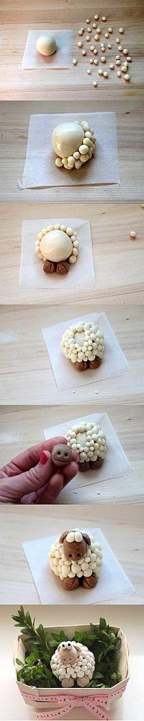 *Masa solna: 1,5 filiżanki mąki tortowej, 0,5 filiżanki… na Stylowi.pl