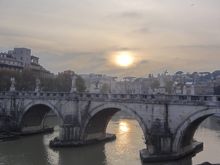 Roma, listopad 2012