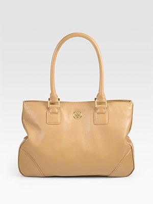 Tory Burch Robinson Small East-To-West Tote Bag