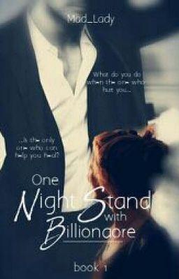One Night Stand with Billionaire: BOOK 1 #wattpad #romance