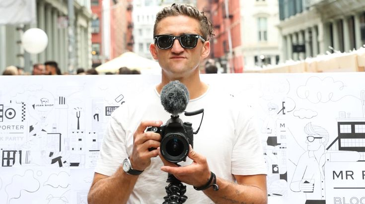 #Casey #Neistat is an American director, manufacturer, and YouTube personality. Born in New London, Connecticut, in 1981. #CaseyNeistat Net Worth is $12 million