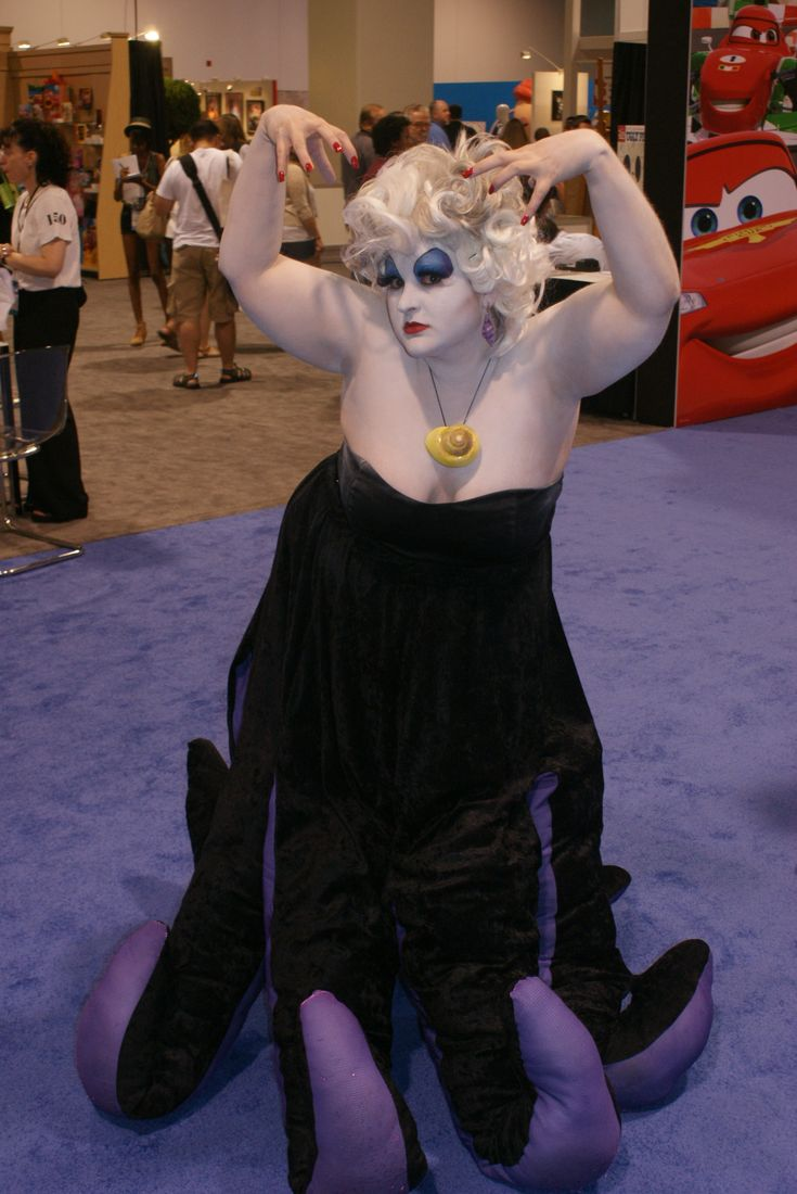 89 best Cosplay Ursula images on Pinterest
