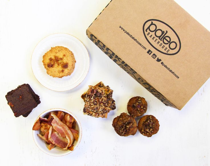 Paleo Bakehouse Subscription Box (Bacon Box)