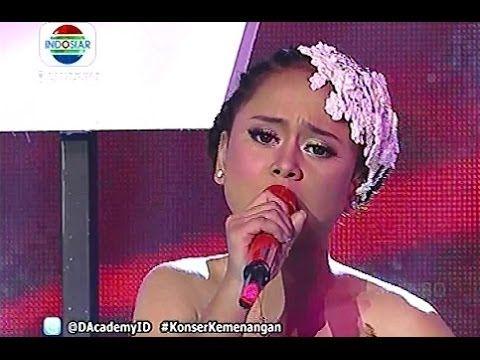 Dangdut Academy Indosiar - Konser Kemenangan - Lesti - Anak Yang Malang