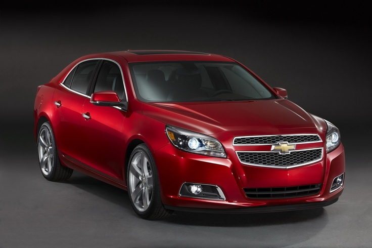 2013 #Chevy #Malibu Turbo with 259HP Priced from $26,950*, New Base 2.5L Model Starts at $22,390* - Carscoop - [The LS, LT and LTZ are all powered by a new Ecotec 2.5-liter four-cylinder engine rated at 197-hp. Chevrolet says it expects these models to return a highway fuel economy in the mid-30 mpg]