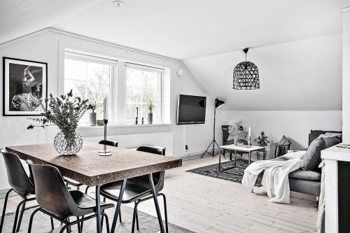 Attic apartment  Follow Gravity Home: Blog - Instagram -...