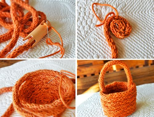Knitting Knobby Projects : Best spool knitting ideas on pinterest french