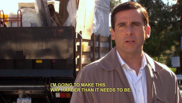 Move In Day Recap As Told By Michael Scott Michael Scott