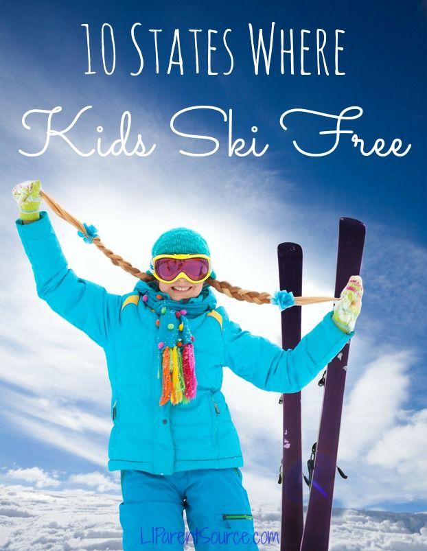We've outlined all of the kids ski free programs that we could find below along with who can participate and how to register. Nothing beats free, right?