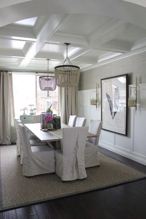 Comedores y salones ideas para la decoracion del hogar for B q dining room ideas