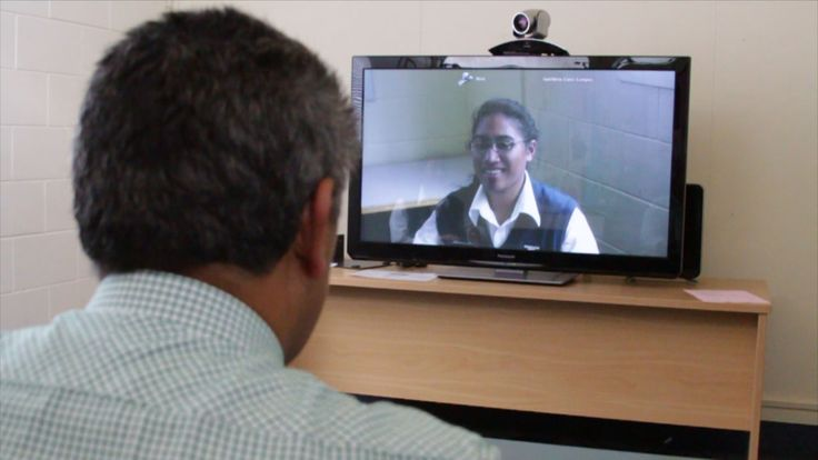 Using video conferencing to expand learning options. Southern Cross Campus