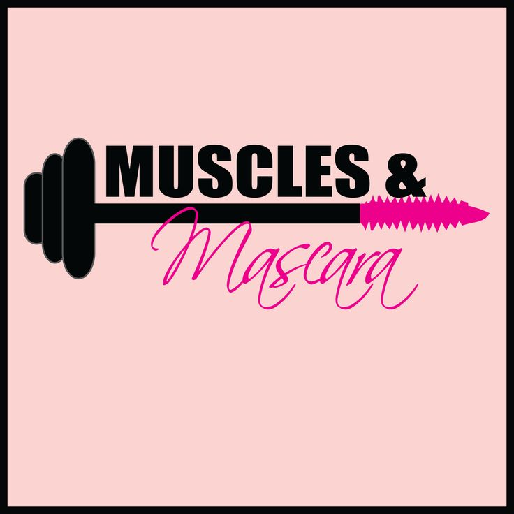 Muscles & Mascara ideas for shirt to make for workout