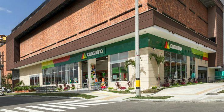 Consumo de Los Colores, ubicado en la Carrera 74 Nº 52 - 105 Barrio Los Colores.