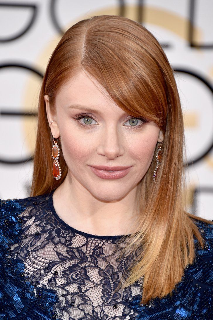 Pin for Later: Bryce Dallas Howard Just Had a Very Relatable Red Carpet Moment  Pictured: Bryce Dallas Howard