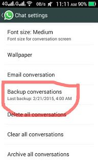 How to access Two Whatsapp Account in one device Access Two Whatsapp Account in one device (without Root your mobile )Friends today I tell you a trick through which you can access two Whatsapp accounts in a single device. This trick is very simple & easy. Follow below steps: - STEP 1:- First go to Whatsapp setting > chat setting & make full backup of your chat. STEP 2:- After that go to phone setting >Apps >Whatsapp >Clear the data of whatsapp. STEP 3:- Now go to file manager and search for…