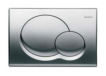 Geberit Samba Push Plate Bathouse Bathroom Pinterest