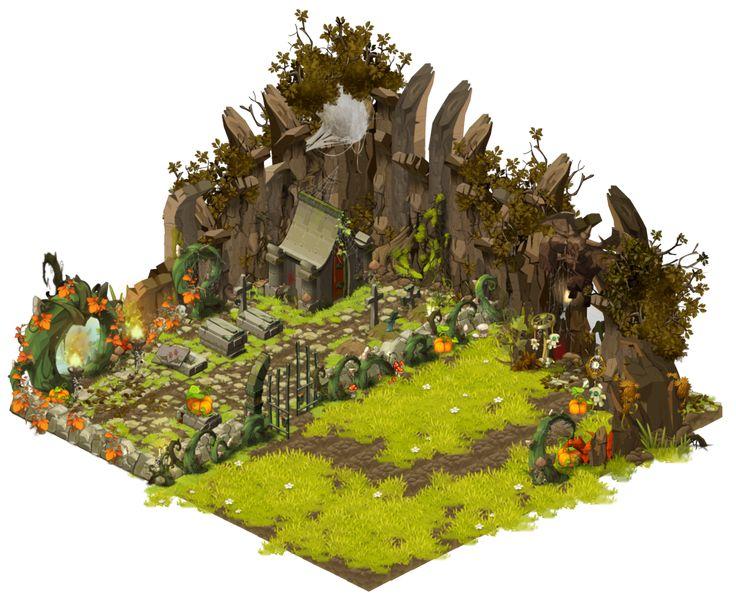 Dofus - Halloween - 02 by Weequays on deviantART