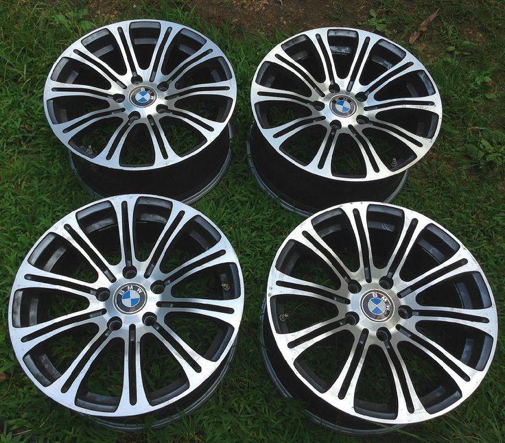 Elbrus Rims (Pre-owned 17 Inch I08 Wheels, BMW TPMS