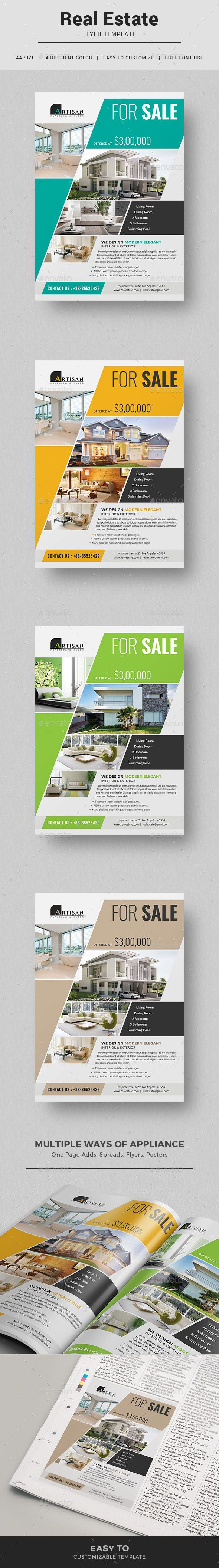Real Estate Flyer Download https://graphicriver.net/item/real-estate-flyer/17495508?ref=themedevisers