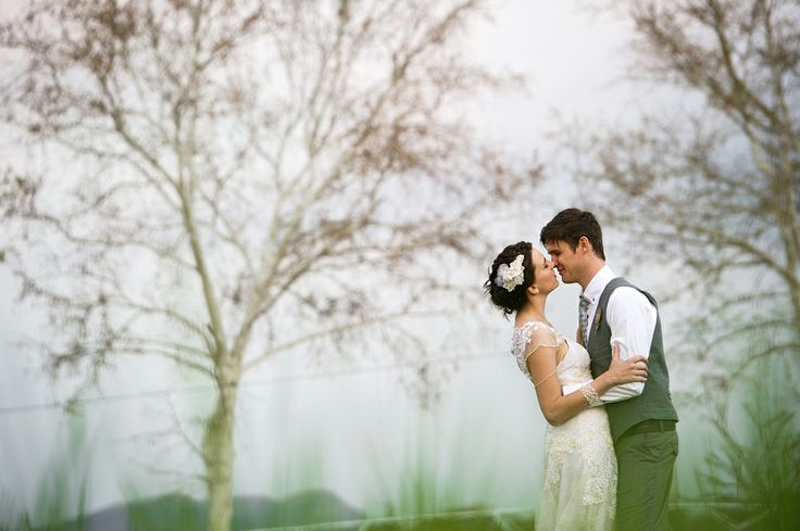 Carol-Anne & Andre Sonnekus #Dimity #EcoBride #EcoChicWeddings #GreenWeddings #EcoFriendly