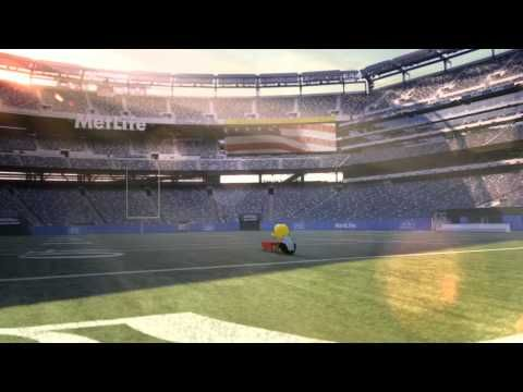 Super Bowl Ad: Charles Schulz Would Be Proud! (Video)
