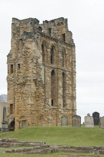 Tynemouth Priory. July 2015.